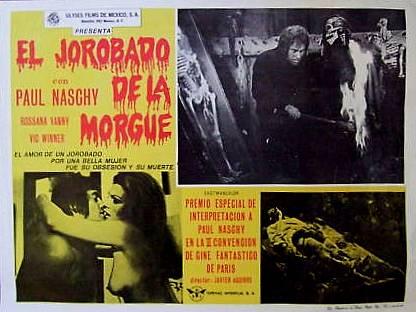 Adivinen cual de las tres imágenes de esta cartelera mexicana no vimos en España.