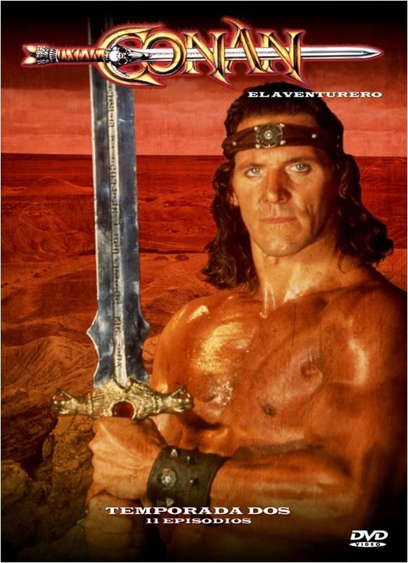 Y yo sin saber que existia esto:Serie de Conan por Brian Yuzna  Untitled4