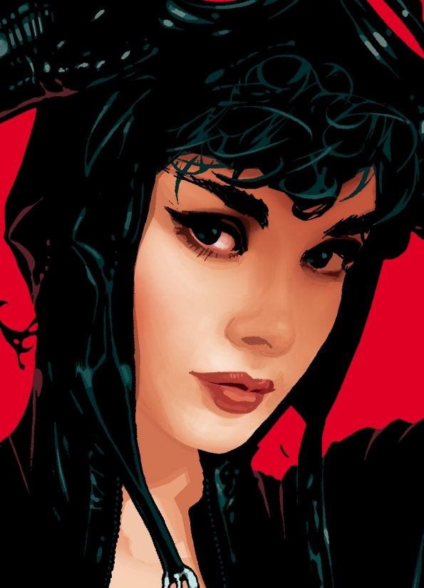 Catwoman_70_Cover_Detail_by_AdamHughes