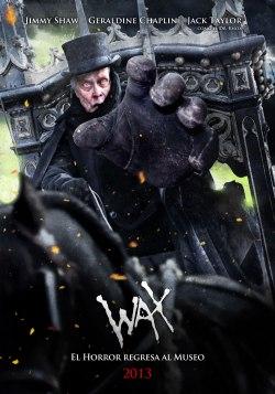 teaser poster WAX
