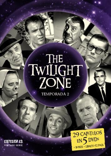 LAVS06 Twilight Zone Temporada 2