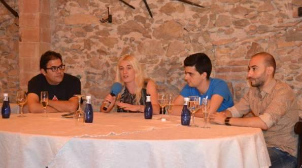 Los integrantes al completo de la mesa redonda que organizó Judex