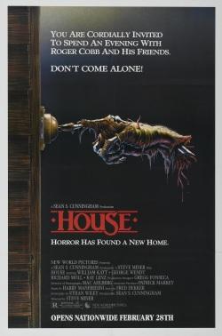 House Una Casa Alucinante POSTER