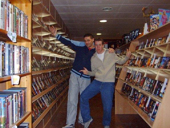 El sueño en VHS ¡Tener su propio video club!