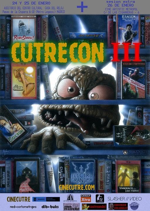 Cutre Con 2014 Poster