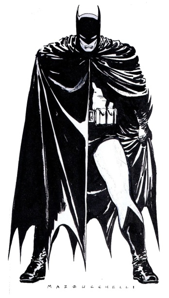 Batman_David Mazzucchelli
