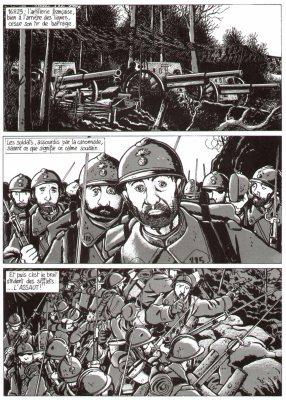 Còmics en guerra-5. I Guerra Mundial. Tardi
