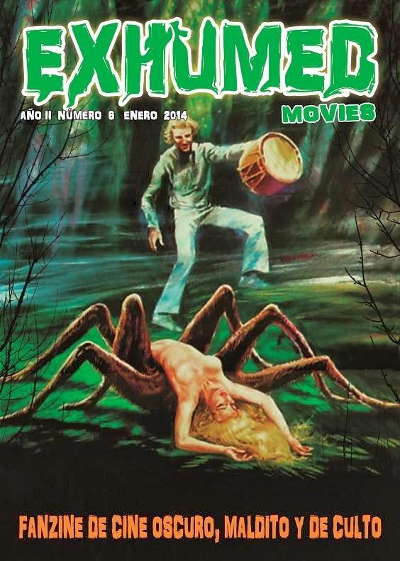 fanzine exhumed movies 6