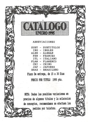 ¡Este catálogo tuvo la culpa!