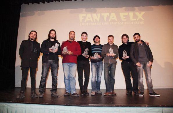 Foto conmemorativa de la 1ª edición de Fanta Elx
