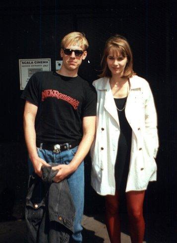 Jörg y Monika
