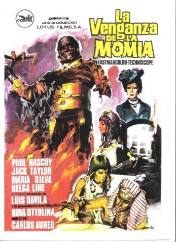 La venganza de la momia 001