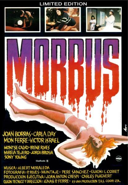 Portada DVD Morbus