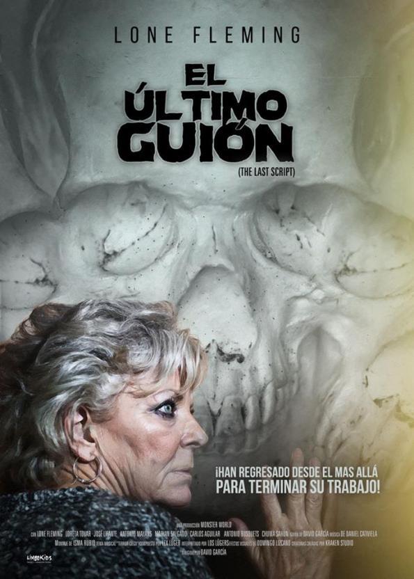 Poster realizado por Daniel Fumero a partir de una fotografía de Eduardo J. García.