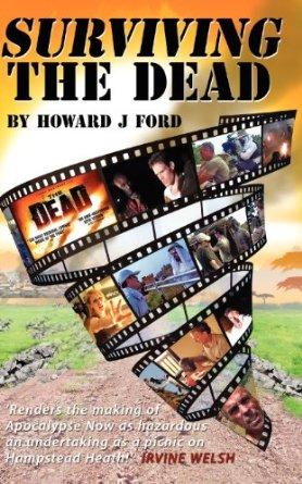 Libro en el que Howard cuenta todas las incidencias del rodaje de The Dead.