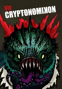 Cubierta Cryptonomikon VII
