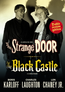 LA927 The Strange Door - The Black Castle