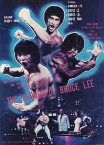 The clones of Bruce Lee (1)