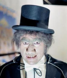 Un Mr. Hyde interpretado posteriormente por Naschy en su film El aullido del Diablo