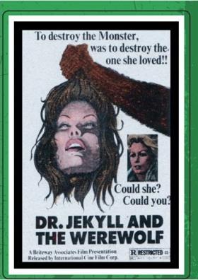 Carátula de la edición en DVD de Sinister Cinema.