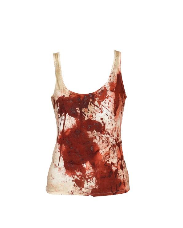 Camiseta que portaba  Manuela Velasco en [REC]1