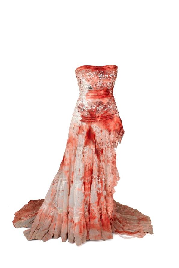 Vestido de novia de Leticia Dolera [REC]3