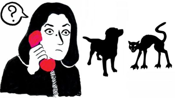 212363-Marjane-Satrapi-the-voices-good-dog-evil-cat-Michael-R-Perry
