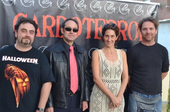 La organización de Cardoterror con Martino.