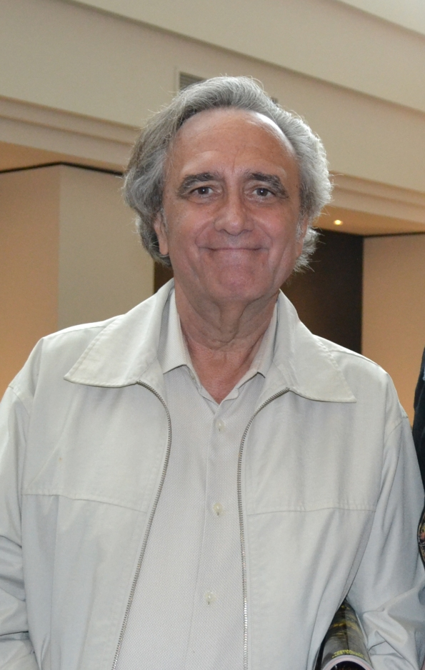 Joe Dante, uno de los encontronazos afortunados por el Melià.