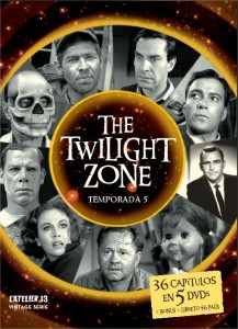 LAVS09 The Twilight Zone Temporada 5