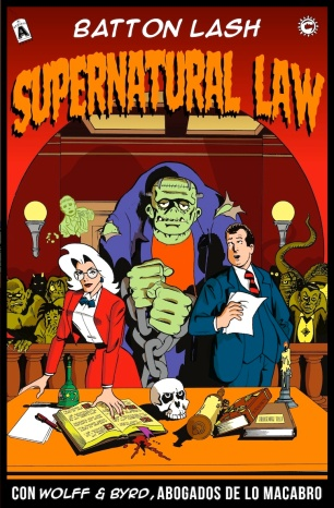 Supernatural Law  portada LOW