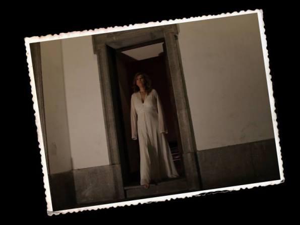 Sandra Alberti en una imagen del documental (Archivo L. Esquinas)