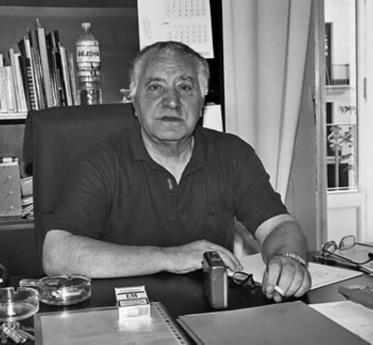 El director Juan Piquer Simón.