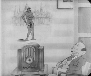 1935. Radio RCA - Enrique Ferrán
