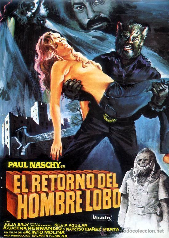Póster español del film.