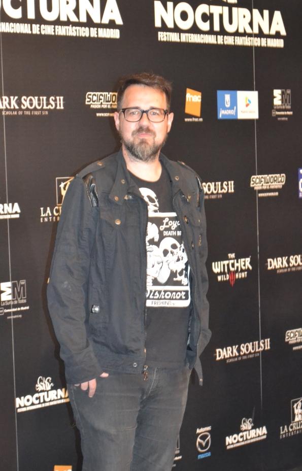 Paco Plaza, uno de los jurados de esta edición de Nocturna.