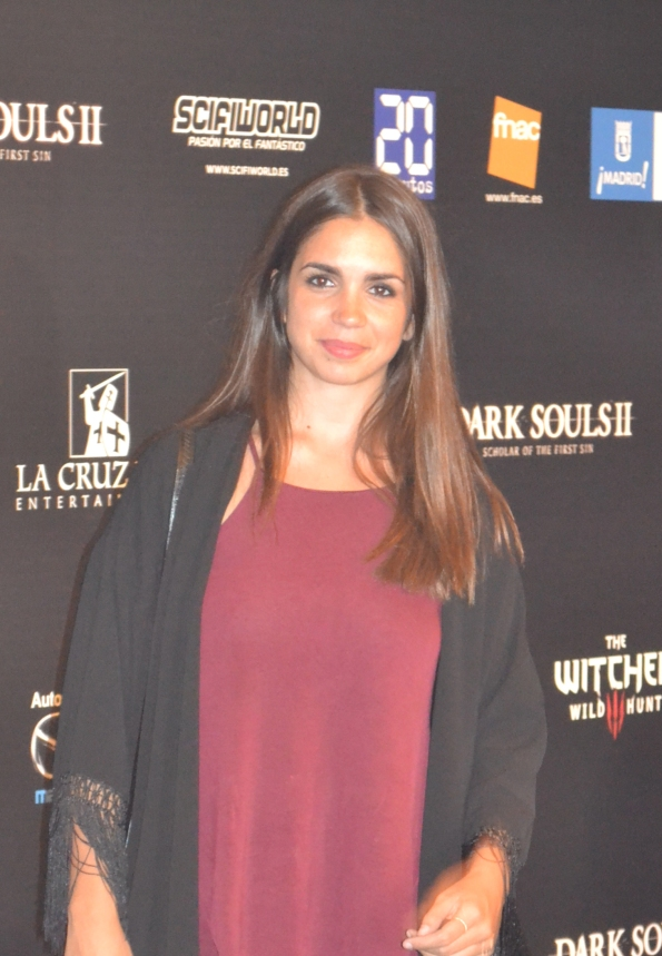 ... o la también jurado del certamen, Elena Furiase dieron, entre muchos otros, glamour y presencia mediática al festival junto a los grandes invitados: Robert Englund, Lamberto Bava, Alexandre Aja...