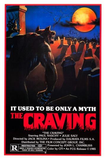 Cartel del último filme estrenado en cines de Paul Naschy