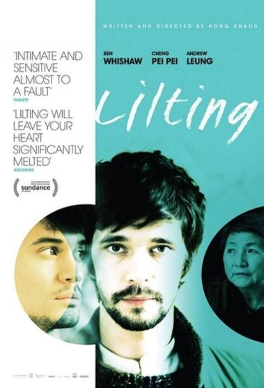 lilting póster