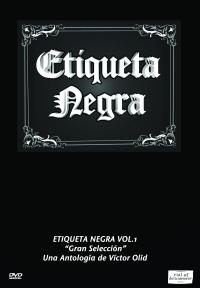 ETIQUETA NEGRA FRONTAL