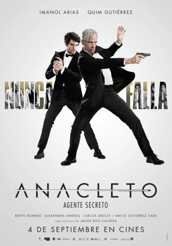 poster anacleto