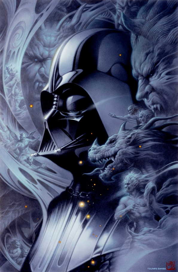 Tsuneo Sanda_Darkside Force