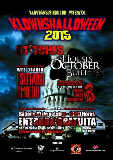 Klowns-Halloween-2015-poster