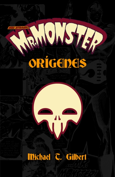 mr monster portada low
