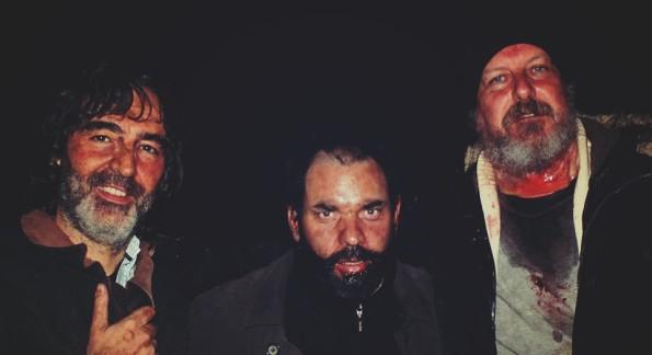 Francisco Javier Gomis Carretero, Ricardo Pastor y Miguel Such.