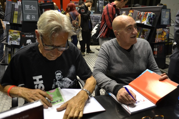 Kim y Altarriba dedican 'El ala rota' su magnífico nuevo libro conjunto...