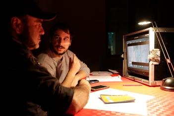Marc Carreté  y Marc Martínez Jordán