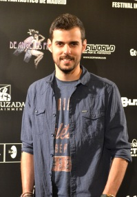 Ángel Gómez, director de Behind