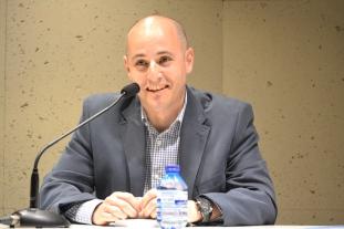 Sergio Molina durante la presentación (Foto: Serendipia)