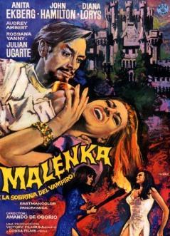 1969 Malenka, la sobrina del vampiro